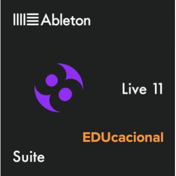Educacional Ableton Live 11 Suite EDU