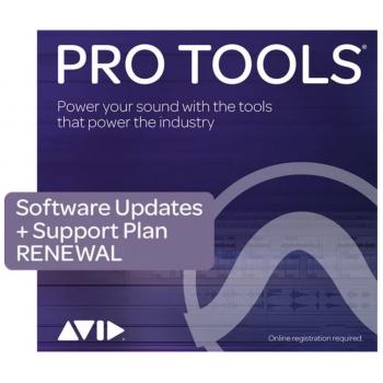 Pro Tools Standard 1ano Actualizaciones RENOVACIÓN