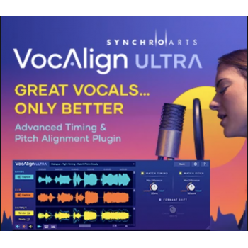 VOCALIGN ULTRA - Licença Nova