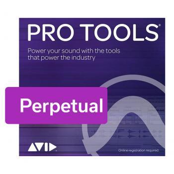 Licencia perpetua de Pro Tools