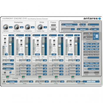 Harmony Engine Evo