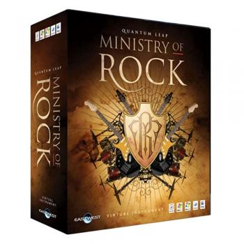 Ministry of Rock 1 EDU