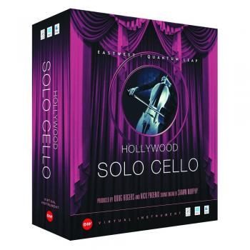 Hollywood Solo Cello Gold EDU