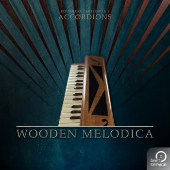 Acc2 - Wooden Melodica