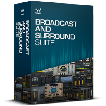 Broadcast and Surround Suite