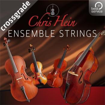 CH Ensemble Strings Cross