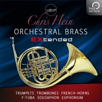 Chris Hein Brass EXtended