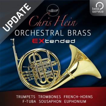 CH Brass EXtended Update
