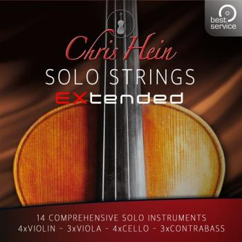 CH Solo Strings Complete