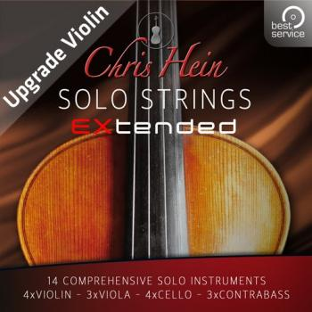 CH Solo Strings Upgr. Violin