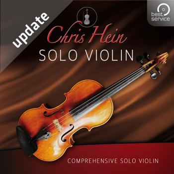 CH Solo Violin 1.2 Update