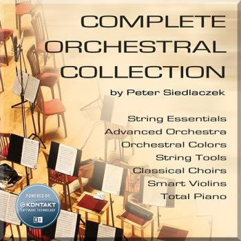 Complete Orchestral Coll.