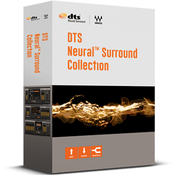 """DTS Neural""""! Surround Collection"""