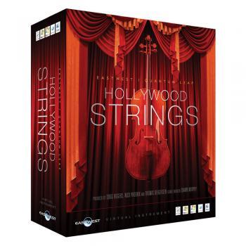 Hollywood String Gold EDU