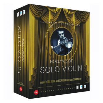 Hollywood Solo Violin Gold EDU