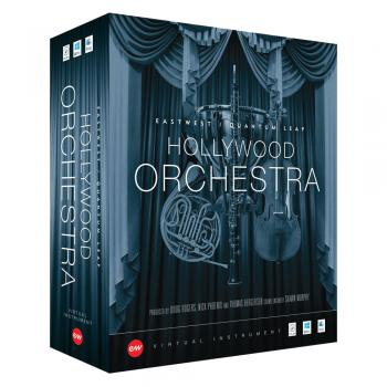 Hollywood Orchestra Gold EDU