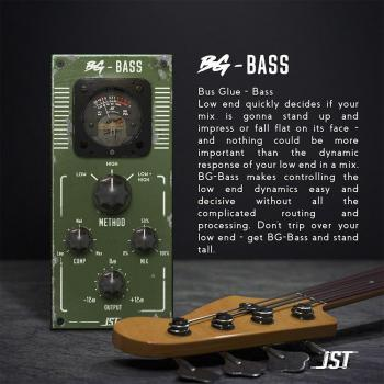 JST Bus Glue Bass