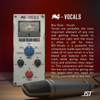 JST Bus Glue Vocals