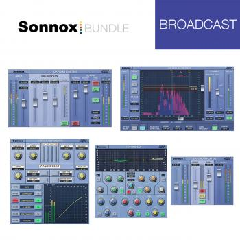 Bundle Sonnox Broadcast Native