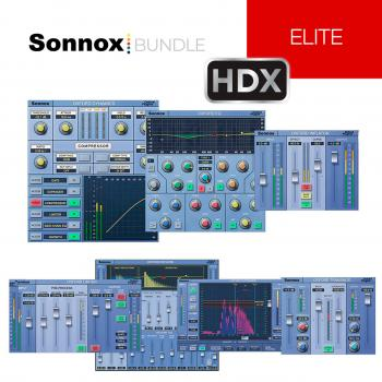 Bundle Sonnox Elite HD-HDX