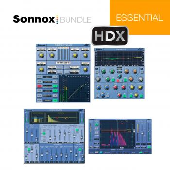 Bundle Sonnox Essential HD-HDX