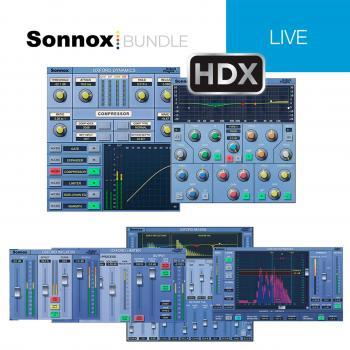 Bundle Sonnox LIVE