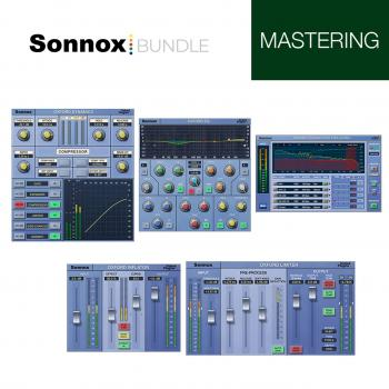 Bundle Sonnox Mastering Native
